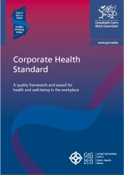Welsh corporate health standard